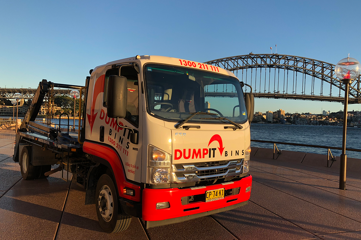 Sydney landmarks by Dump It Bins!